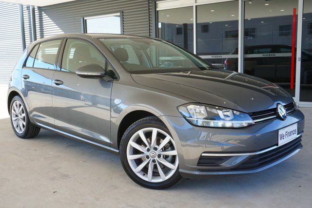 Used Volkswagen Golf 7.5 MY17 110TSI DSG Comfortline, 2017 Volkswagen Golf 7.5 MY17 110TSI DSG Comfortline Grey 7 Speed Sports Automatic Dual Clutch Wagon