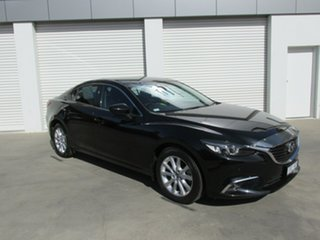 2015 Mazda 6 Touring Touring SKYACTIV-Drive Black 6 Speed Automatic Sedan.