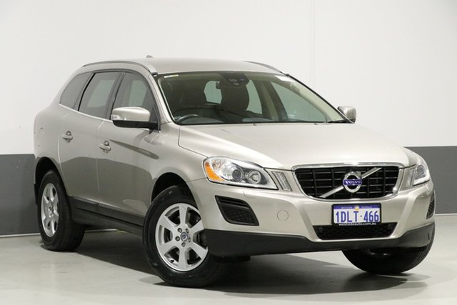 Used Volvo XC60 DZ MY11 3.2, 2010 Volvo XC60 DZ MY11 3.2 White 6 Speed Automatic Geartronic Wagon