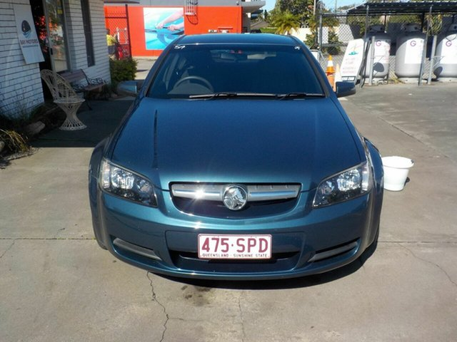 Used Holden Commodore VE MY09.5 Omega, 2009 Holden Commodore VE MY09.5 Omega Blue 4 Speed Automatic Sedan