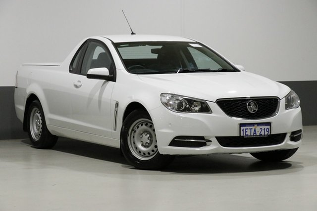 Used Holden Ute VF MY15 , 2015 Holden Ute VF MY15 White 6 Speed Automatic Utility
