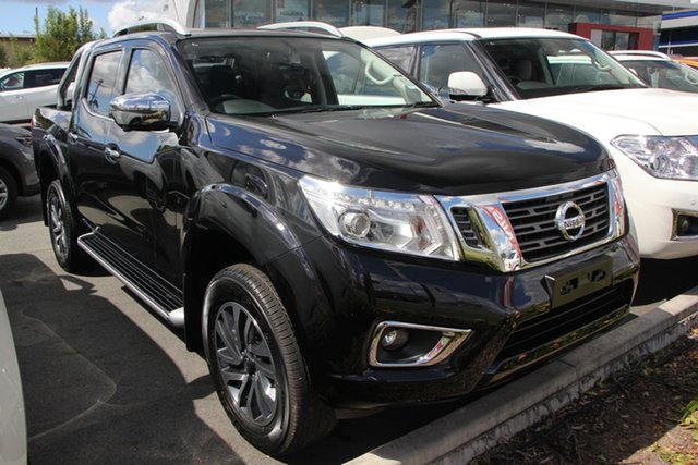 New Nissan Navara D23 S3 ST-X, 2018 Nissan Navara D23 S3 ST-X Cosmic Black 7 Speed Sports Automatic Utility