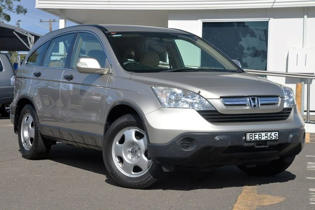 Used Honda CR-V RE MY2007 4WD, 2007 Honda CR-V RE MY2007 4WD Beige 6 Speed Manual Wagon