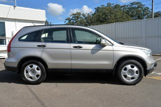 2007 Honda CR-V RE MY2007 4WD Beige 6 Speed Manual Wagon.