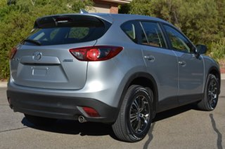 2015 Mazda CX-5 KE1072 Maxx Silver 6 Speed Manual Wagon.