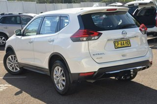 2018 Nissan X-Trail T32 Series II TS X-tronic 4WD White 7 Speed Constant Variable Wagon.
