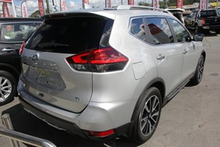 2019 Nissan X-Trail T32 Series II Ti X-tronic 4WD Brilliant Silver 7 Speed Constant Variable Wagon.