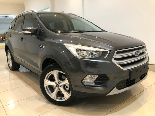 Used Ford Escape ZG 2018.00MY Trend AWD, 2018 Ford Escape ZG 2018.00MY Trend AWD Grey 6 Speed Sports Automatic Wagon