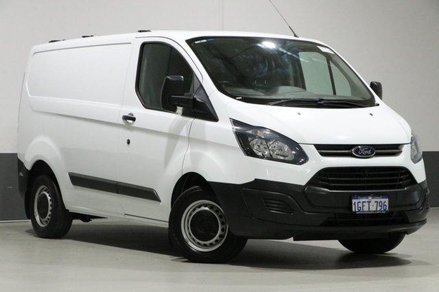 Used Ford Transit Custom VN MY16.00 290S (SWB), 2016 Ford Transit Custom VN MY16.00 290S (SWB) White 6 Speed Manual Van