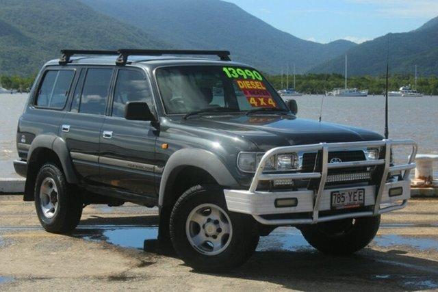 Used Toyota Landcruiser HZJ80R GXL, 1992 Toyota Landcruiser HZJ80R GXL Grey 5 Speed Manual Wagon