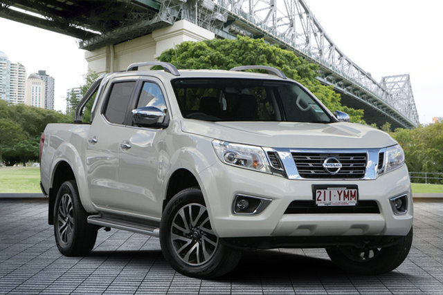 Demo Nissan Navara D23 S3 ST-X, 2018 Nissan Navara D23 S3 ST-X White Diamond 6 Speed Manual Utility