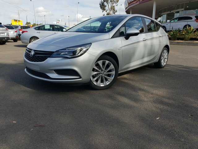 New Holden Astra BK MY19 R+, 2019 Holden Astra BK MY19 R+ Nitrate 6 Speed Automatic Hatchback