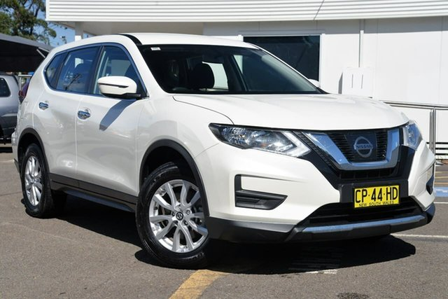 Used Nissan X-Trail T32 Series II TS X-tronic 4WD, 2018 Nissan X-Trail T32 Series II TS X-tronic 4WD White 7 Speed Constant Variable Wagon