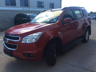 2014 Holden Colorado 7 RG MY14 LT Red 6 Speed Sports Automatic Wagon