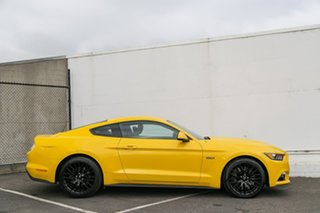 2017 Ford Mustang FM 2017MY GT Fastback Yellow 6 Speed Manual Fastback.