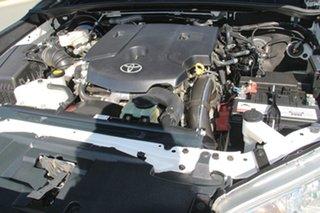 2015 Toyota Hilux GUN126R SR Double Cab White 6 Speed Sports Automatic Utility