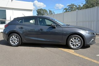 2014 Mazda 3 BM5476 Maxx SKYACTIV-MT Grey 6 Speed Manual Hatchback.