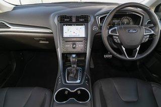 2018 Ford Mondeo MD 2018.25MY Titanium PwrShift Blue 6 Speed Sports Automatic Dual Clutch Wagon