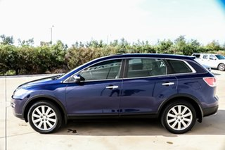 2008 Mazda CX-9 TB10A1 Luxury Stormy Blue 6 Speed Sports Automatic Wagon