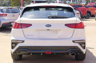 2021 Kia Cerato BD MY21 S Clear White 6 Speed Sports Automatic Hatchback