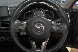 2014 Mazda 3 BM5476 Maxx SKYACTIV-MT Grey 6 Speed Manual Hatchback