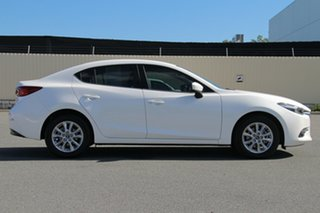 2016 Mazda 3 BN5276 Maxx SKYACTIV-MT Snowflake White 6 Speed Manual Sedan.