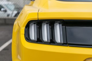 2017 Ford Mustang FM 2017MY GT Fastback Yellow 6 Speed Manual Fastback