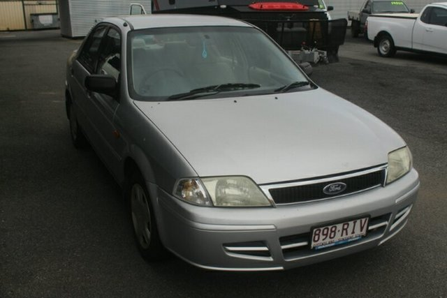 Used Ford Laser KQ LXI, 2002 Ford Laser KQ LXI Silver 5 Speed Manual Sedan