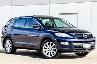 2008 Mazda CX-9 TB10A1 Luxury Stormy Blue 6 Speed Sports Automatic Wagon.