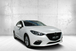 2015 Mazda 3 BM5476 Neo SKYACTIV-MT White 6 Speed Manual Hatchback.