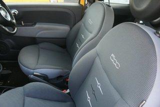 2014 Fiat 500 Series 1 POP Yellow 5 Speed Manual Hatchback