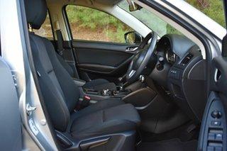 2015 Mazda CX-5 KE1072 Maxx Silver 6 Speed Manual Wagon