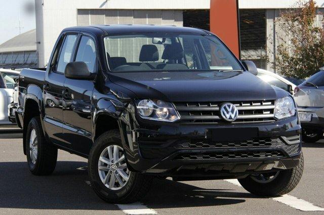 New Volkswagen Amarok 2H MY19 TDI550 4MOTION Perm Core, 2019 Volkswagen Amarok 2H MY19 TDI550 4MOTION Perm Core Deep Black Pearl Effect 8 Speed Automatic