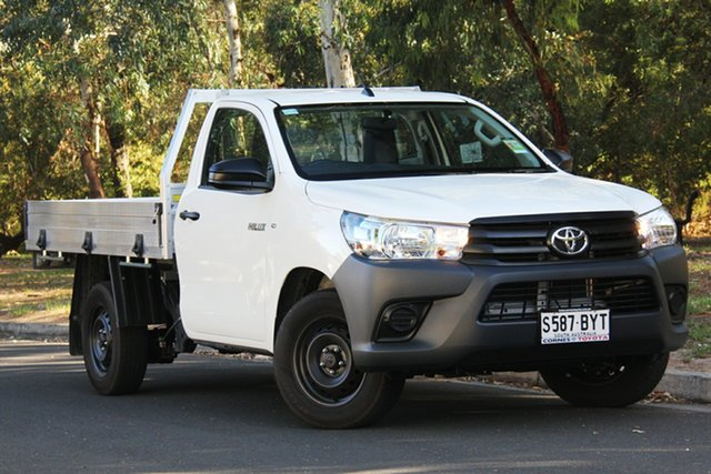 Demo Toyota Hilux  , W/MATE S/C C/C 4X2 PET MAN