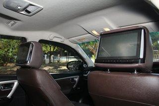 2017 Toyota Fortuner GUN156R Crusade Graphite 6 Speed Automatic Wagon