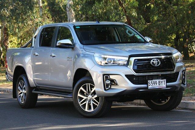 Demo Toyota Hilux  4x4, SR5 D/C P/U 4X4 T/D AUTO