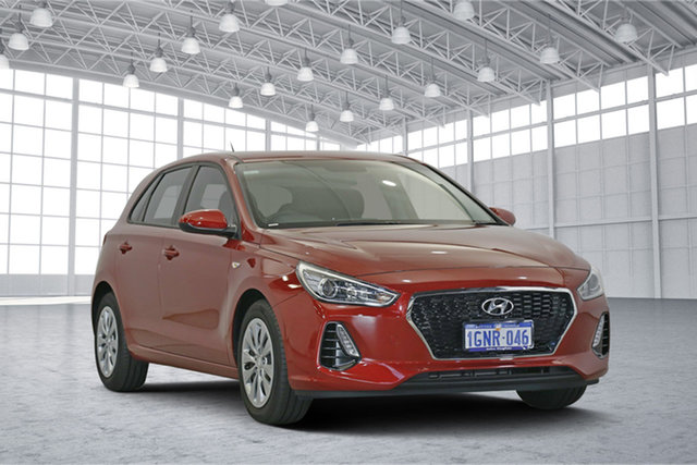 Used Hyundai i30 PD MY18 Go, 2018 Hyundai i30 PD MY18 Go Veloster Red 6 Speed Sports Automatic Hatchback