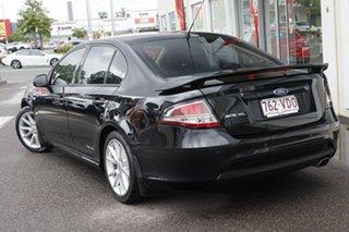 2014 Ford Falcon FG X XR6 Black 6 Speed Sports Automatic Sedan.