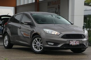 2015 Ford Focus LZ Trend Brown 6 Speed Manual Hatchback.