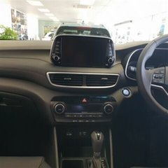 2018 Hyundai Tucson TL3 MY19 Elite 2WD Pure White 6 Speed Automatic Wagon