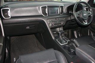 2016 Kia Sportage QL MY16 SLi AWD Silver 6 Speed Sports Automatic Wagon