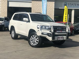 2016 Toyota Landcruiser VDJ200R VX 6 Speed Sports Automatic Wagon.