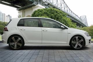 2015 Volkswagen Golf VII MY15 R 4MOTION White 6 Speed Manual Hatchback.