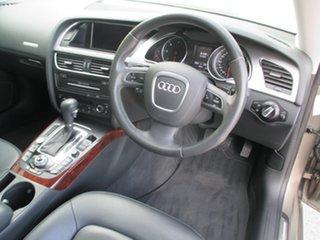 2010 Audi A5 8T MY11 Sportback S Tronic Quattro Gold 7 Speed Sports Automatic Dual Clutch Hatchback