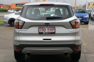 2018 Ford Escape ZG 2018.75MY Ambiente 2WD Silver 6 Speed Sports Automatic Wagon