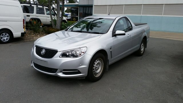 Used Holden Ute VF II MY16 Ute, 2015 Holden Ute VF II MY16 Ute Silver 6 Speed Sports Automatic Utility