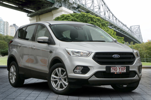 Used Ford Escape ZG 2018.75MY Ambiente 2WD, 2018 Ford Escape ZG 2018.75MY Ambiente 2WD Silver 6 Speed Sports Automatic Wagon
