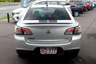 2015 Holden Commodore VF II MY16 SS V Silver 6 Speed Sports Automatic Sedan