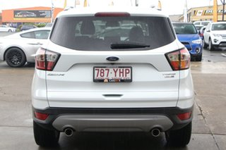 2018 Ford Escape ZG 2018.75MY Trend PwrShift AWD White 6 Speed Sports Automatic Dual Clutch Wagon