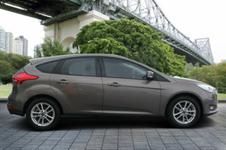 2015 Ford Focus LZ Trend Brown 6 Speed Manual Hatchback.